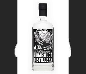 Humboldt DistilleryOrganic Craft Spirits Vodka