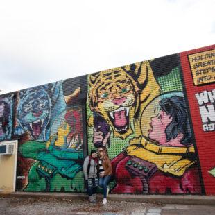 Art in Bentonville, Arkansas - Bentonville Street Art