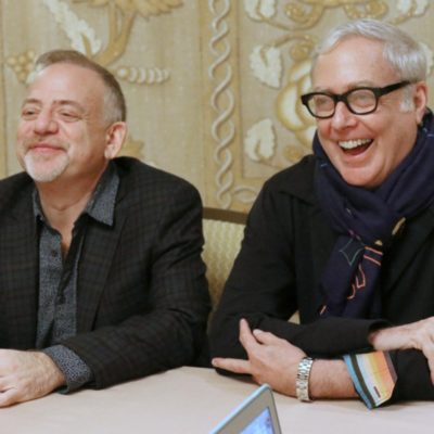 Meet the Music Makers of Mary Poppins Returns – Interview with Marc Shaiman and Scott Wittman