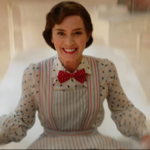 Emily Blunt is Mary Poppins in Disney's MARY POPPINS RETURNS