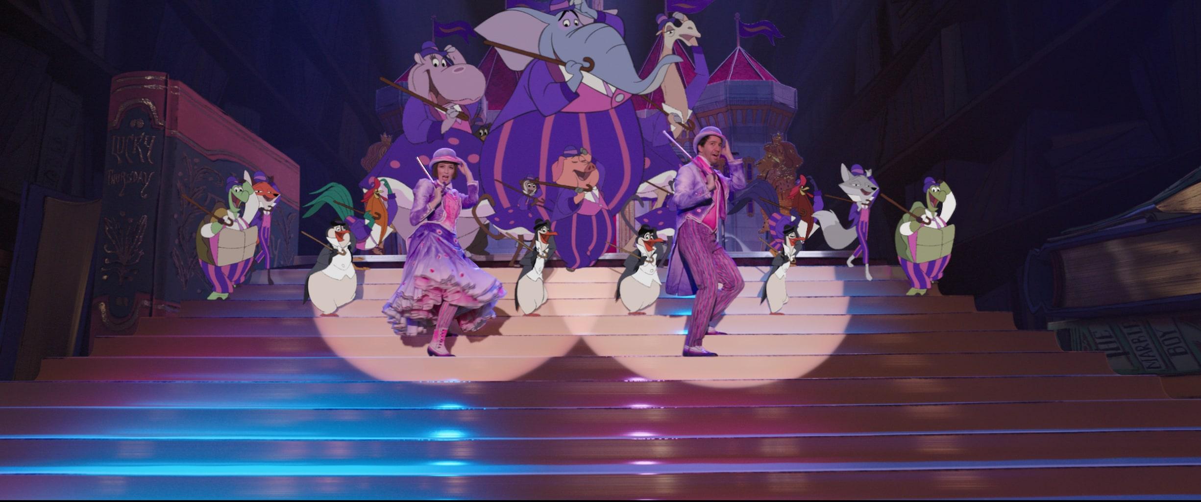 Lin-Manuel Miranda as Jack in Mary Poppins Returns