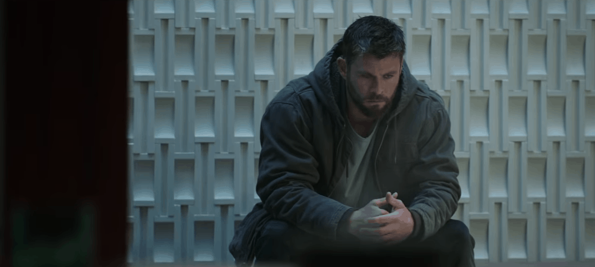 Avengers 4 End Game thor