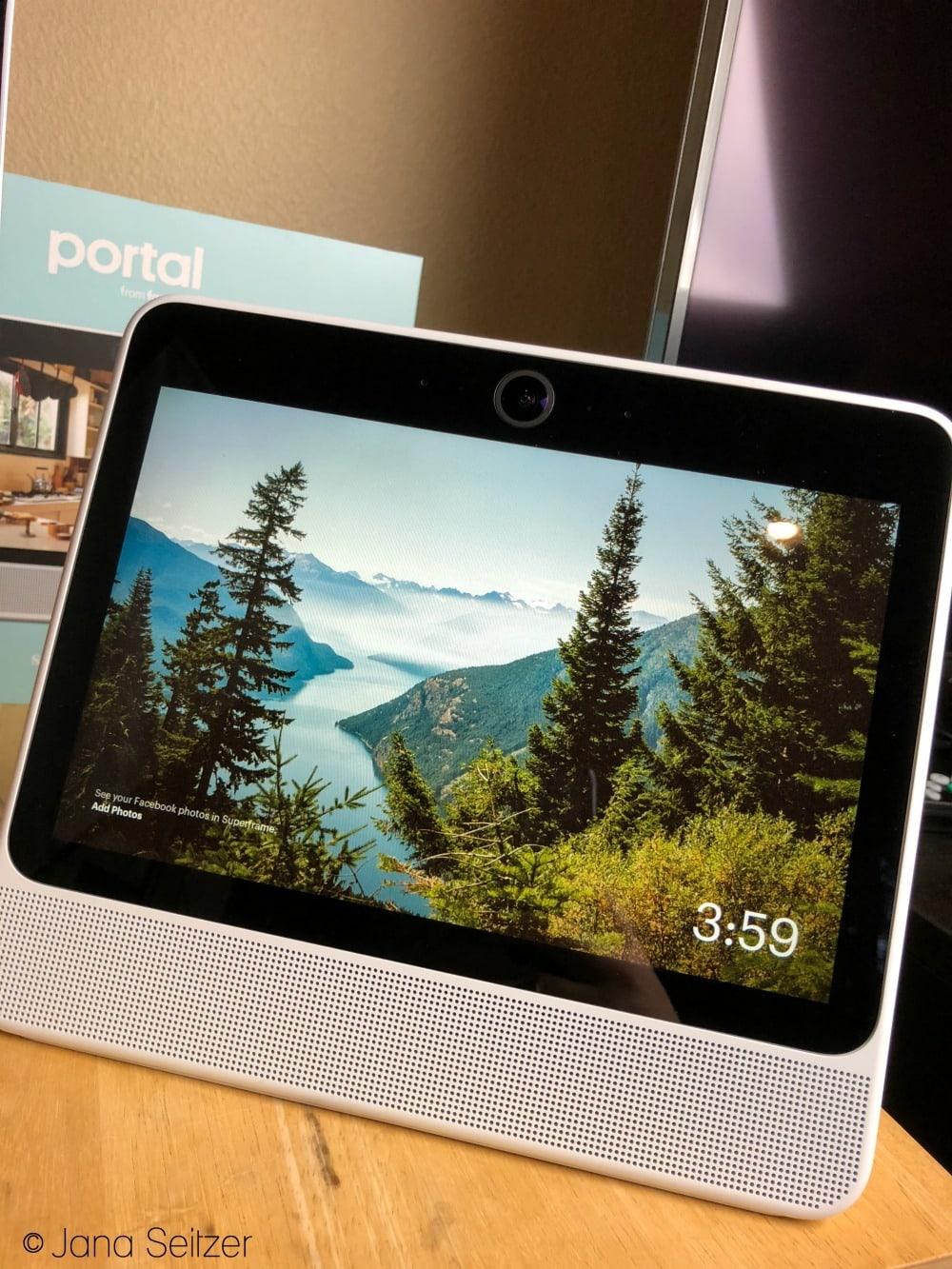 Facebook Portal and Facebook Portal Plus