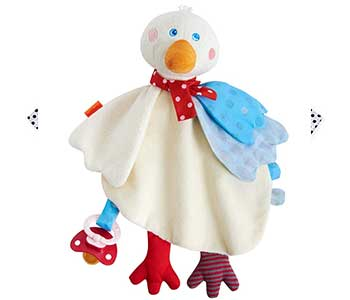 HABA Gallivanting Goose Cuddly
