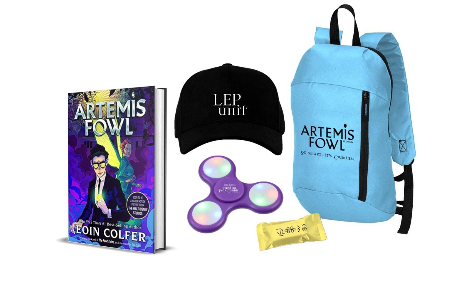 Artemis Fowl Prize