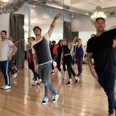 Learn to Dance with the DWTS Pros