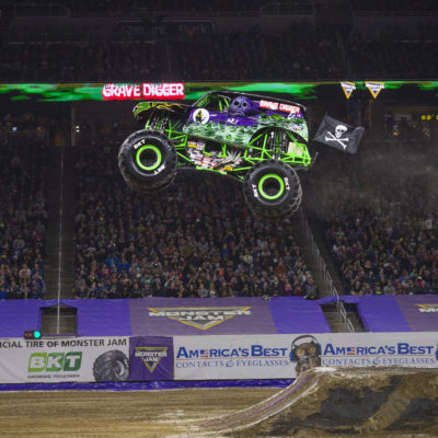 Portland Monster Jam Review