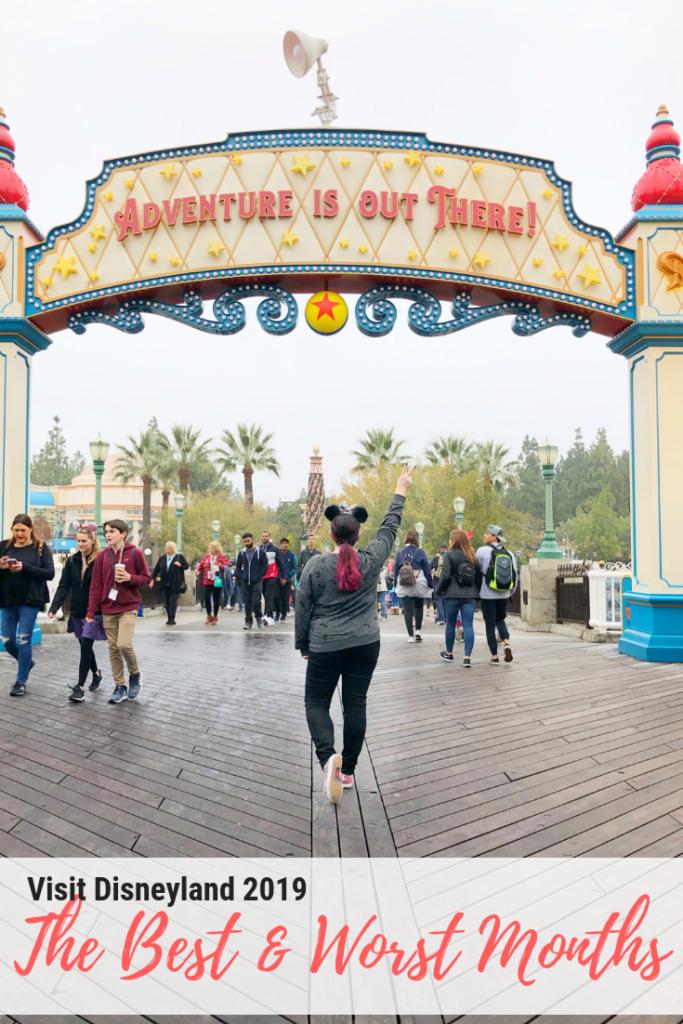 Visit Disneyland in 2019: The Best and Worst Months
