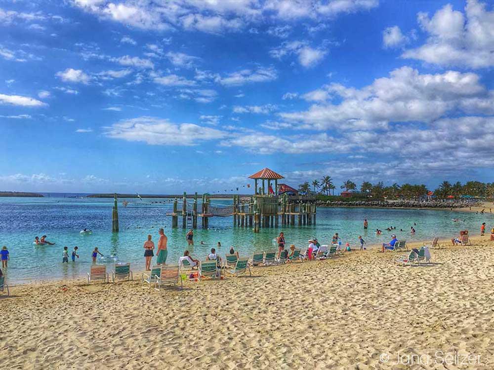 7 Best Castaway Cay Activities - Penguin Plunge
