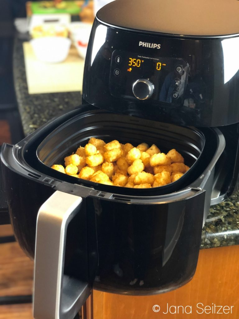 philips airfryer xxl tater tots