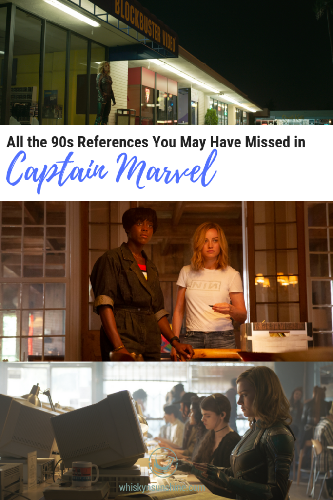 All the 90s References You May Have Missed in Captain Marvel