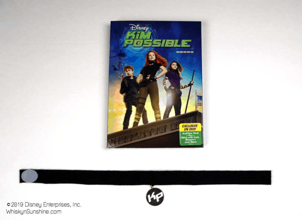 DIY Kim Possible Pendant Necklace plus movie pm