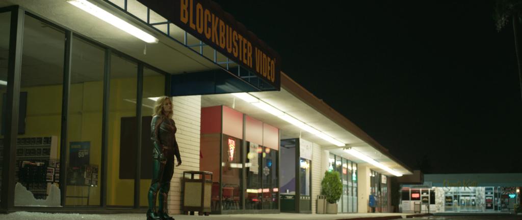 Blockbuster Captain Marvel