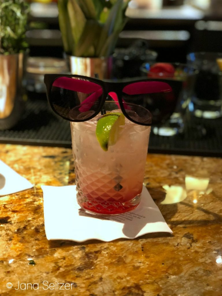 Pink Flamingo SoBu at the W Hotel in New Orleans