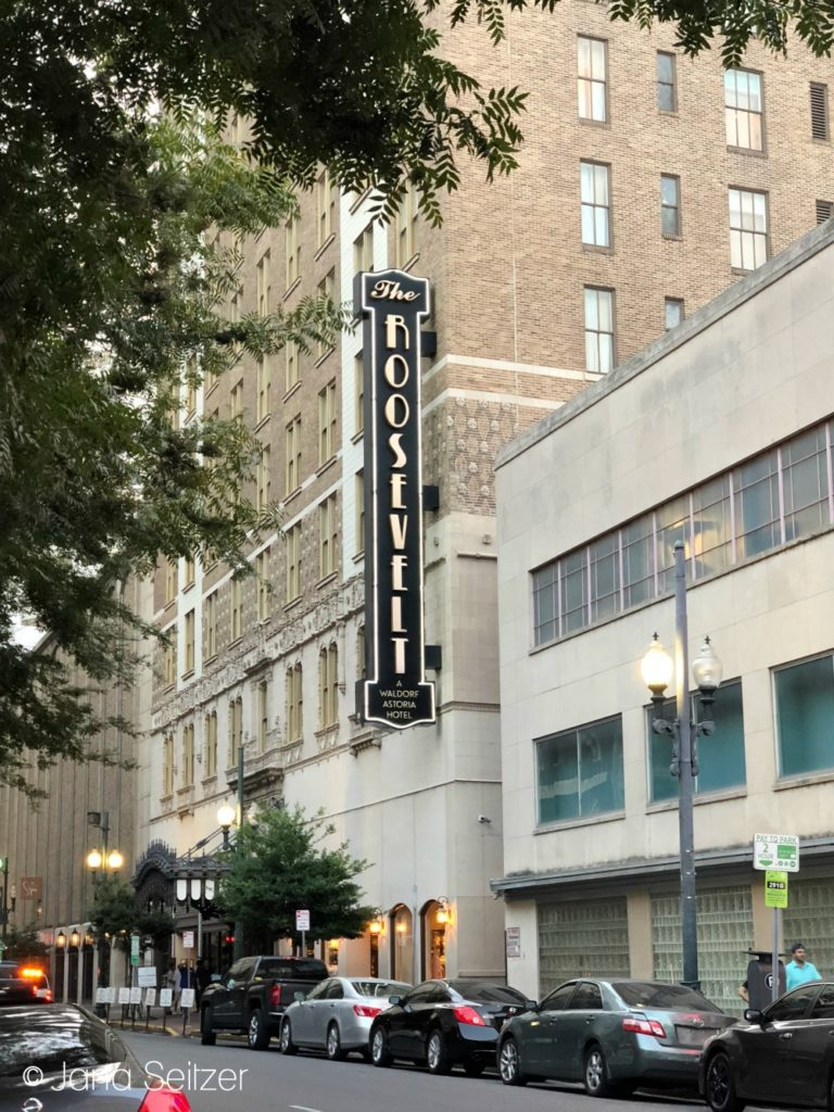 Hotel Roosevelt in New Orleans