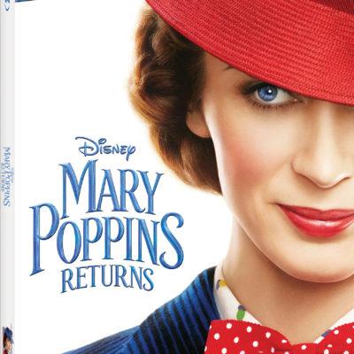 Disney's Mary Poppins Returns on DVD, Blu-Ray, Digital