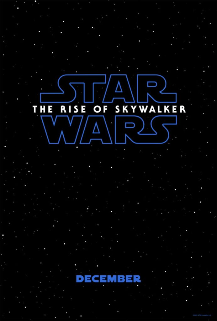 First Look: STAR WARS: THE RISE OF SKYWALKER