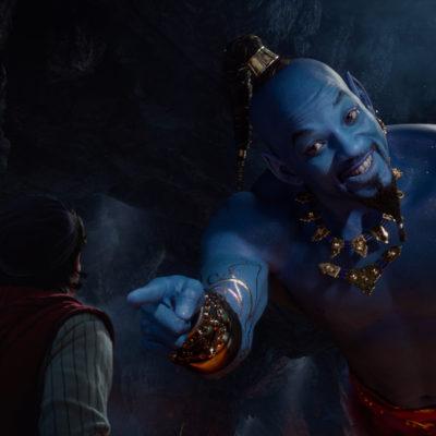 Disney's Aladdin Screening Portland