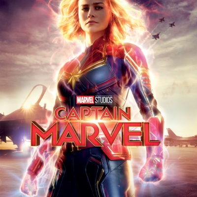 Bring Home CAPTAIN MARVEL on Digital 5/28 and Blu-Ray/DVD 6/11