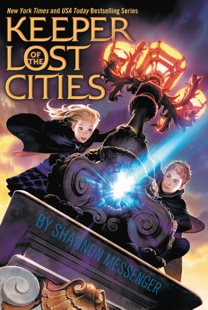 """""""Keeper of the Lost Cities"""""""