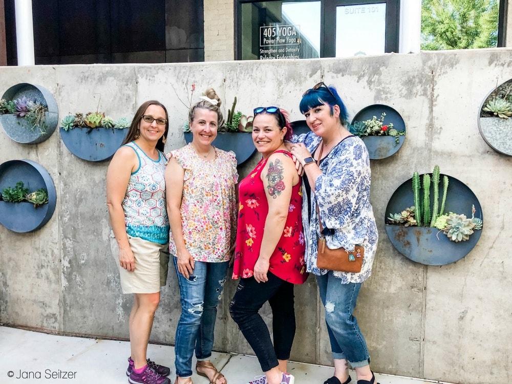 barrios group photo