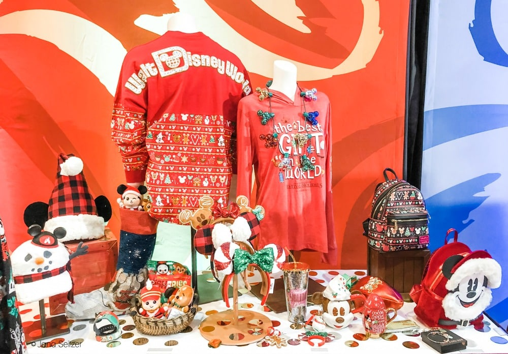 2019 disney holiday merchandise