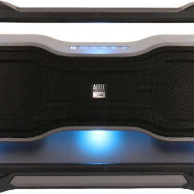 Altec Lansing RockBox XL Waterproof Bluetooth Portable Speaker