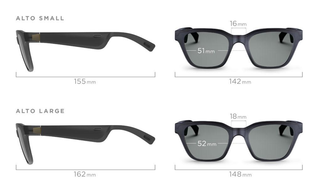Bose Alto Frames