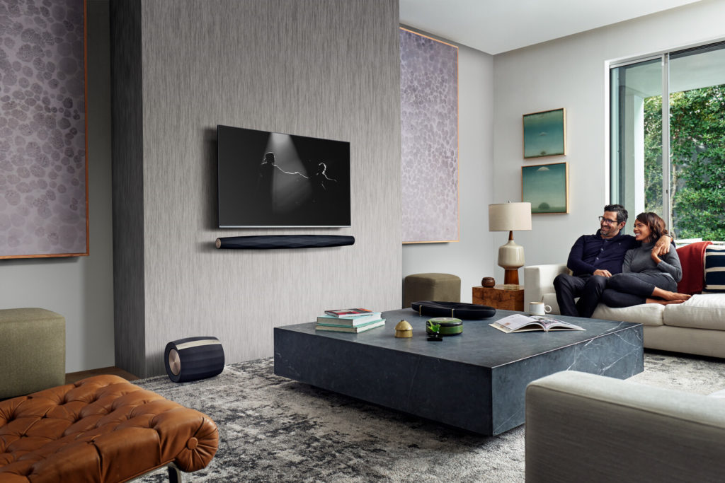 Bowers & Wilkins Formation : Bar and Bass
