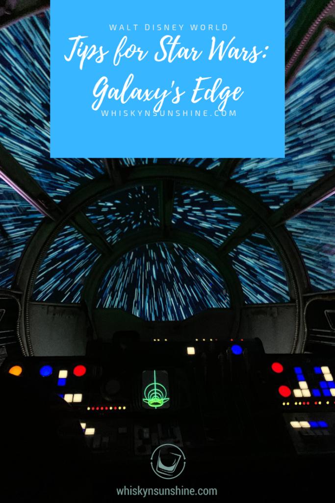 millenium falcon cockpit star wars galaxy's edge
