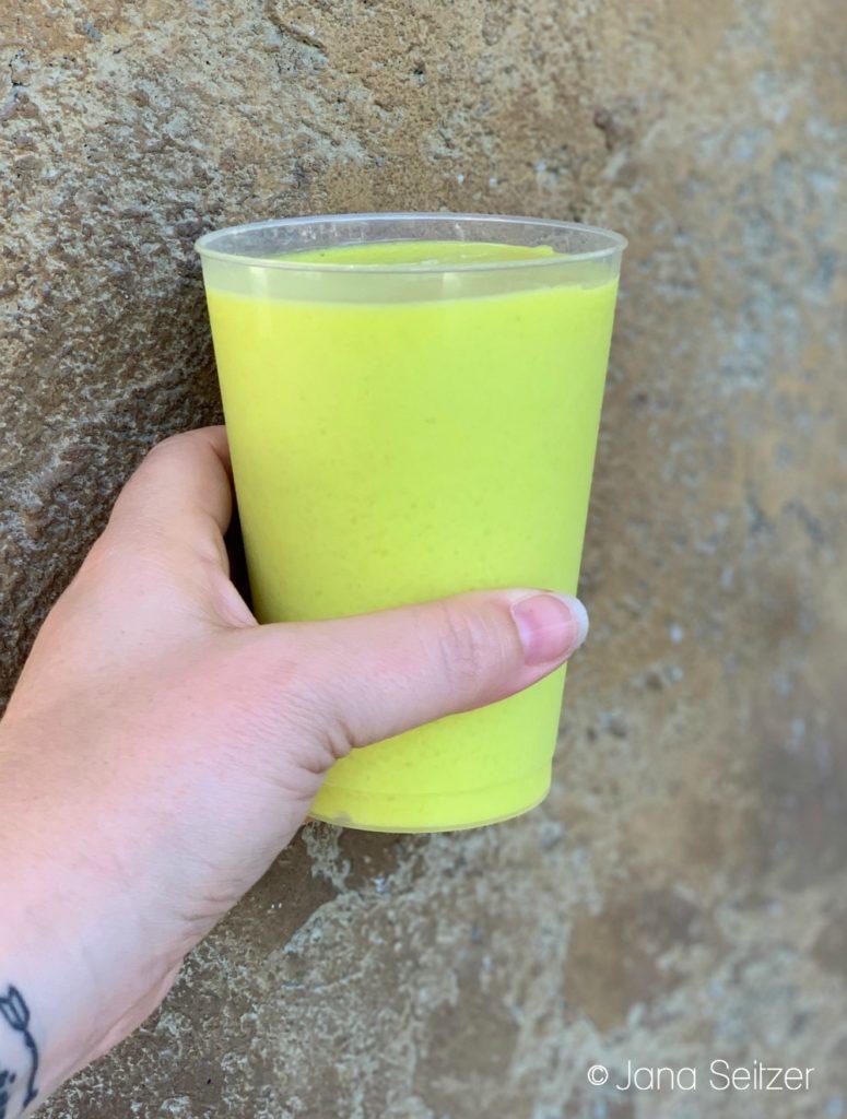 Green Milk from Star Wars: Galaxy's Edge