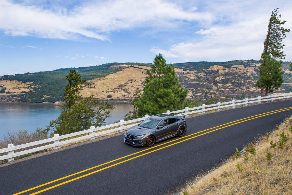 Honda Civic Type R Touring 2019
