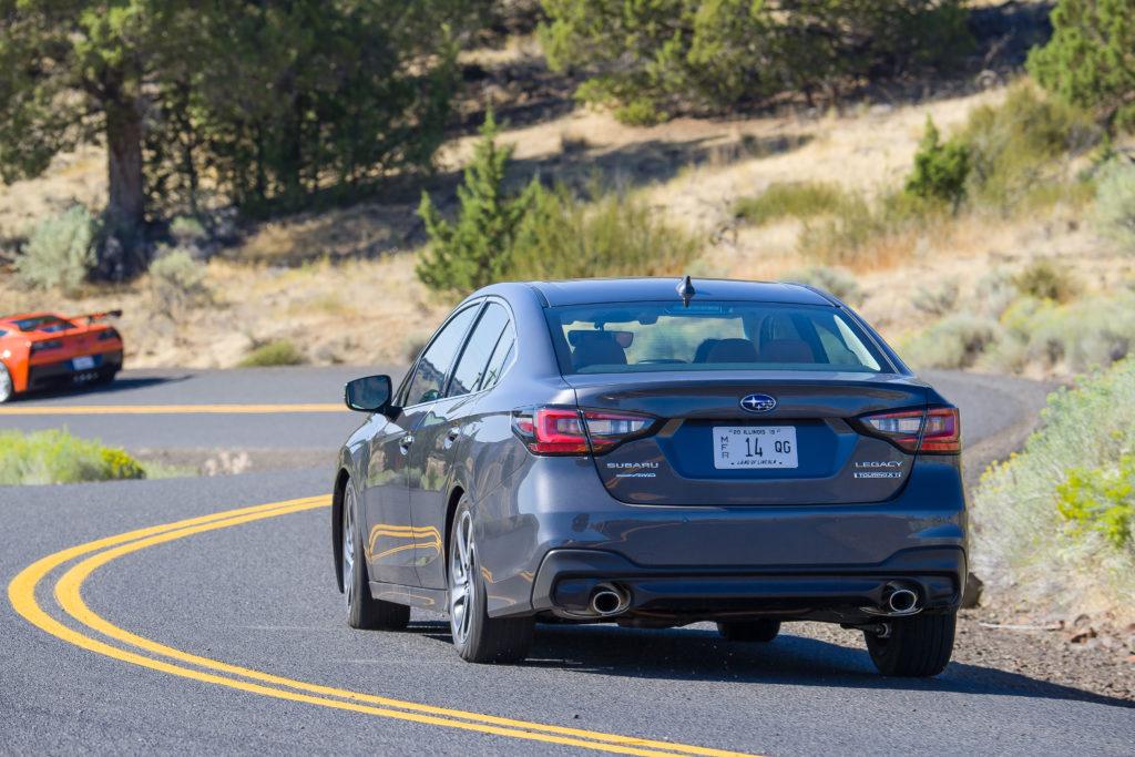 Subaru Legacy XT Touring 2019