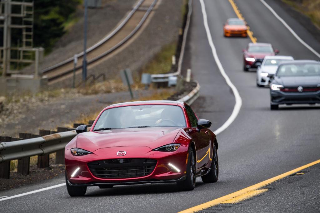 Mazda MX-5 Miata RF 2019