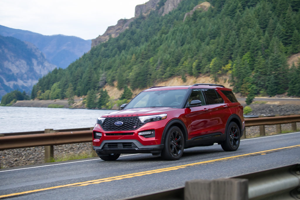 Ford Explorer ST 4WD 2020