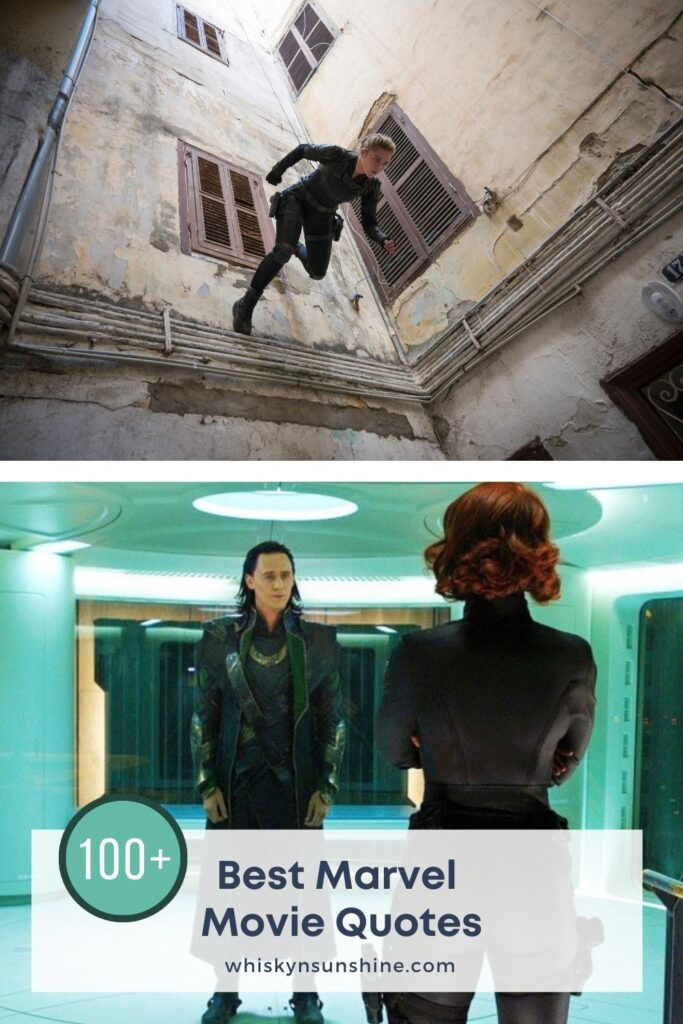 100 best marvel movie quotes