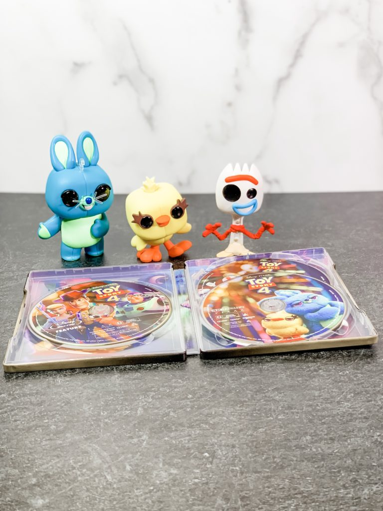 Get the Collectible Toy Story 4 SteelBook available October 8