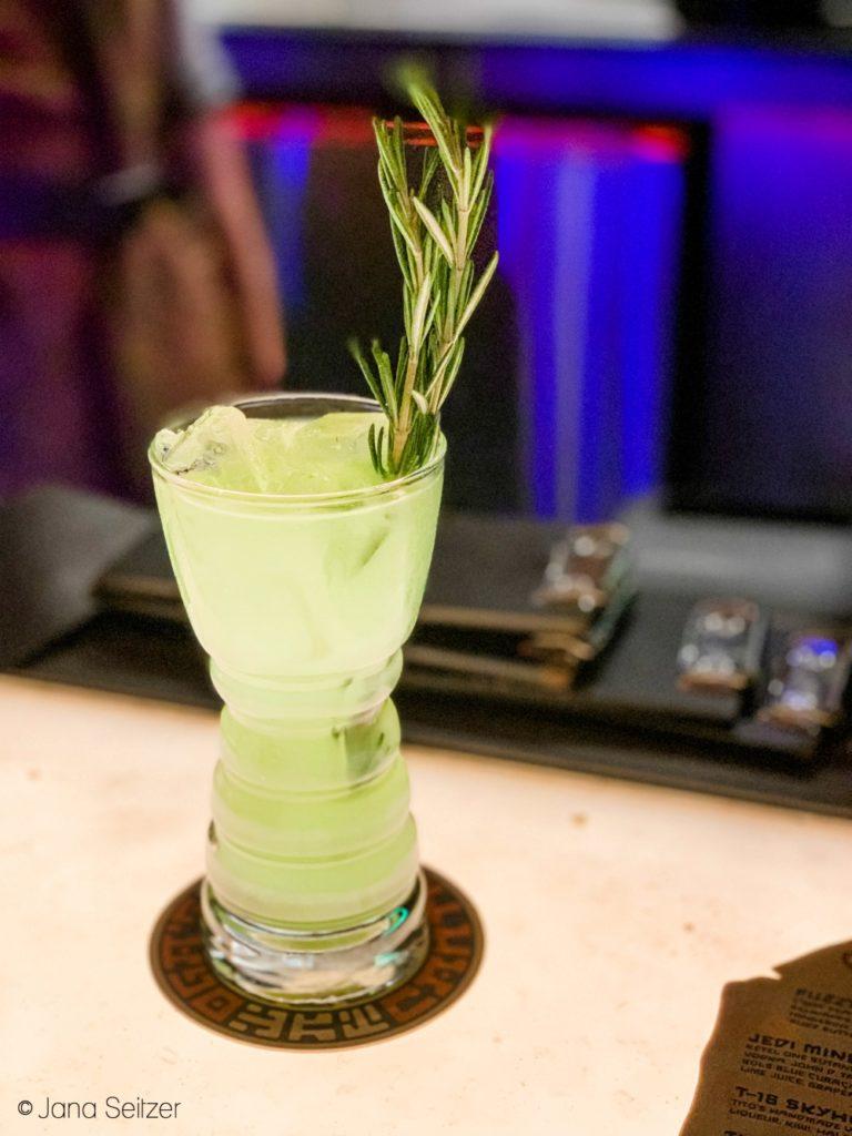 dagobah slug slinger at oga's cantina - What to Drink at Oga's Cantina
