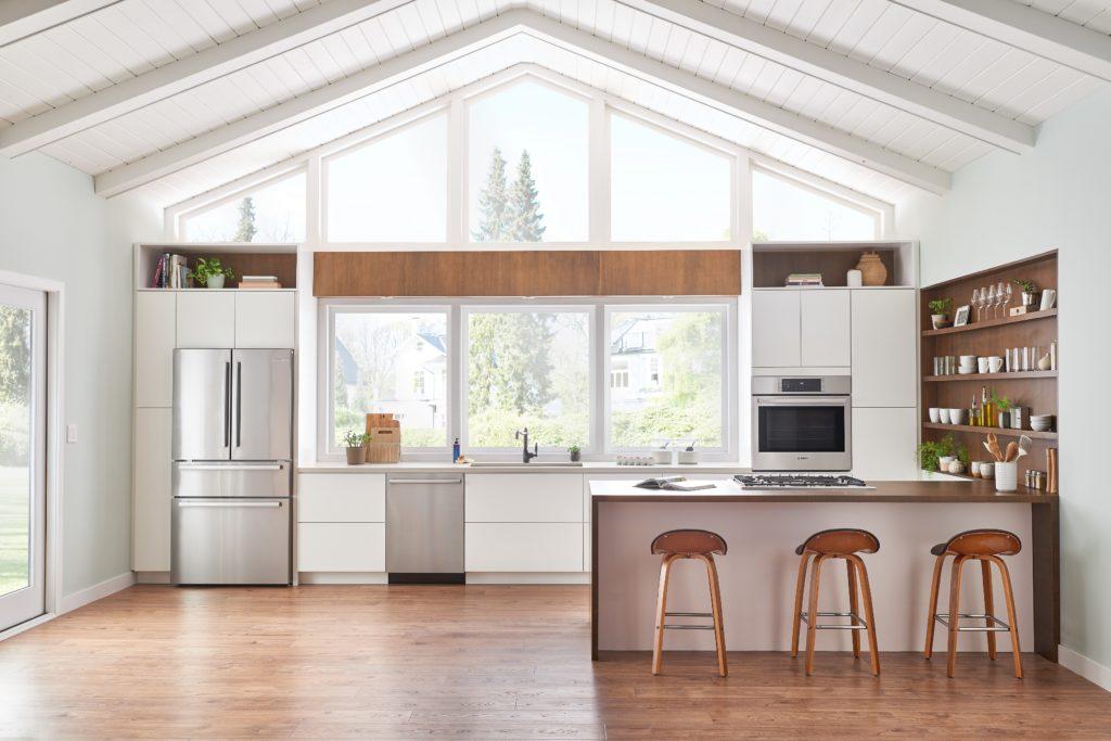 Bosch Counter-Depth Refrigerators