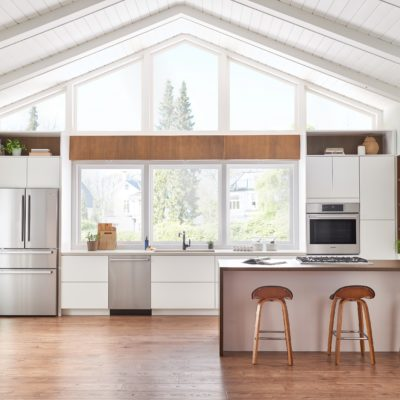 Upgrade Your Kitchen with Bosch Counter-Depth Refrigerators
