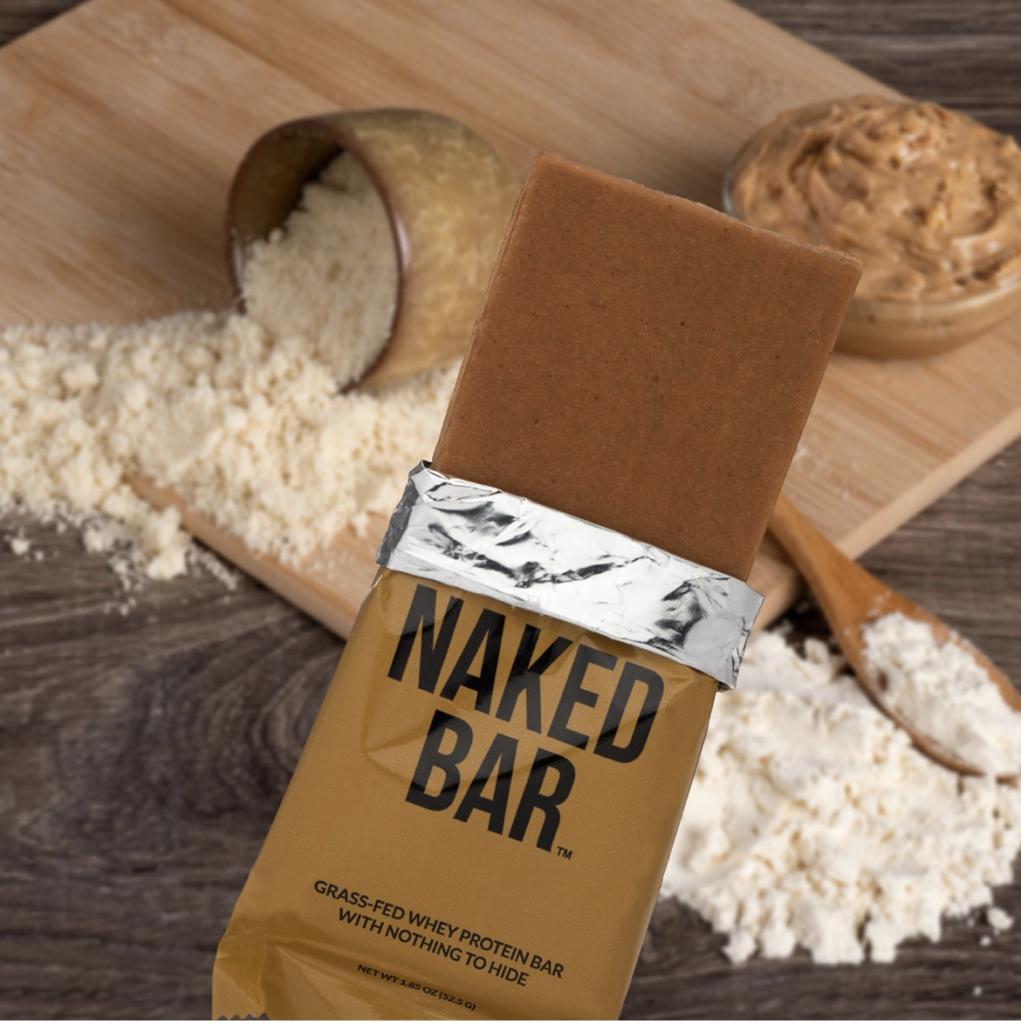 naked nutrition bar