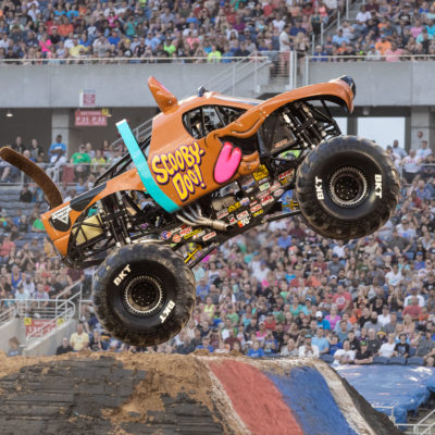 Monster Jam Returns to Portland