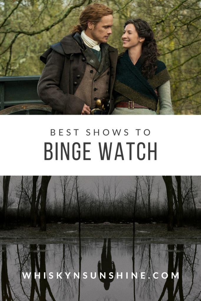 Best Shows to Binge Watch