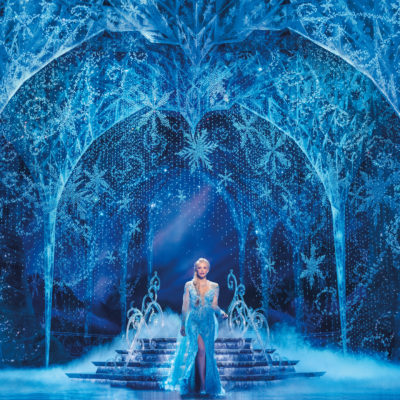 Broadway in Portland's FROZEN is a Must-See Show