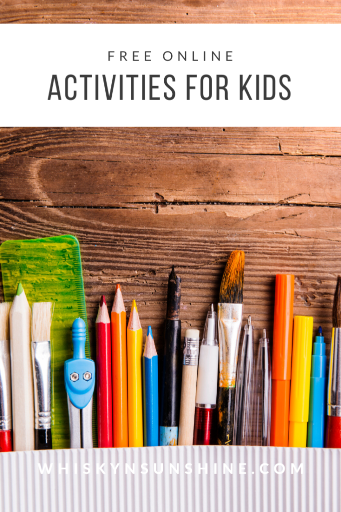 Free Online Activities for Kids