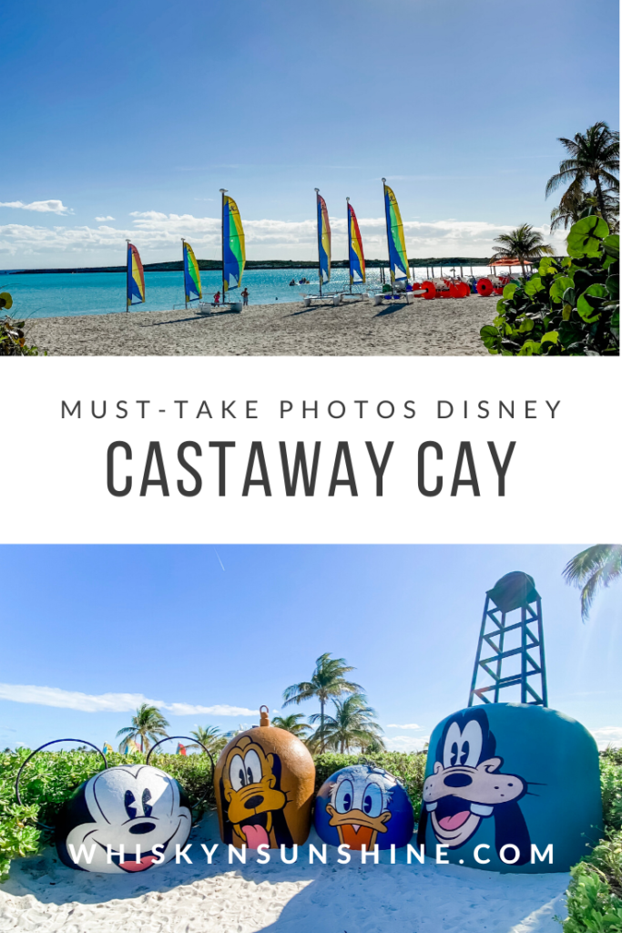 Must Take Castaway Cay Photos