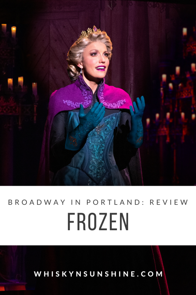 broadway in portland frozen review.