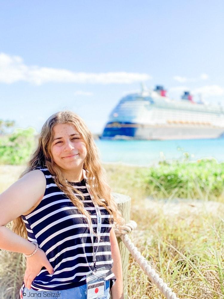 castaway cay ship photo