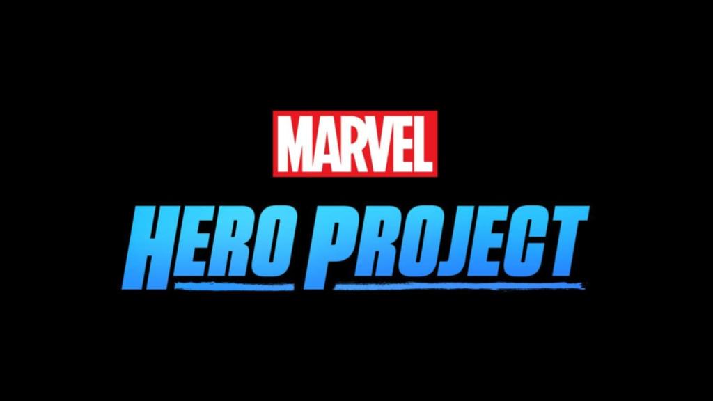 marvel hero project