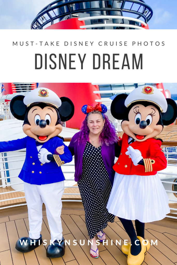 must take photos disney cruise line disney dream 2